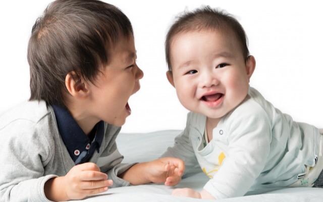 子育て画像
