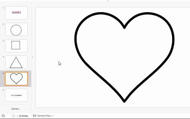 リップルキッズパークで受けた実際の授業内容のスクリーンショット
