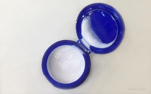 アクアレーベル青のオールインワンのジェルクリームの画像