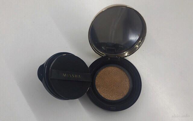 ミシャのクッションファンデの商品画像